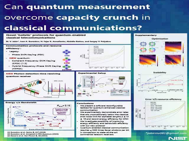 Novel 'holistic' protocols for quantum-enabled classical telecommunications
