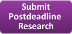 Submit Postdeadline Research