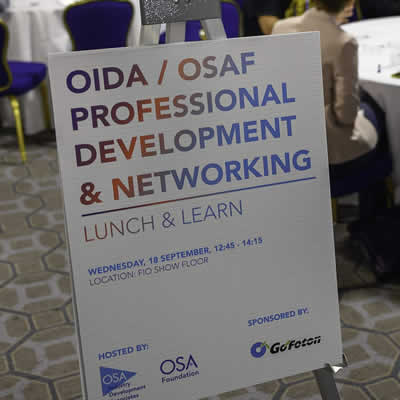 OIDA Lunch & Learn