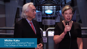 Interview with Michio Kaku